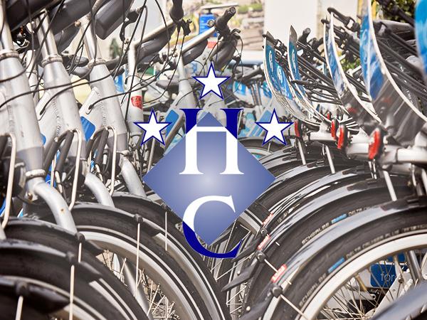 Noleggio biciclette gratuito